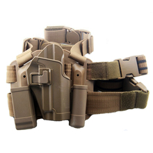 Army Tactical Shooting Gun Sig Sauer P226 228 229 Pistol Right Hand Leg Holster Airsoft Pistol Thigh Holster Gun Accessories цена и фото