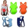 0-24months portadores de bebê respirável multifuncional frente virada para infantil confortável sling backpack pouch envoltório do bebê cinto kangroo
