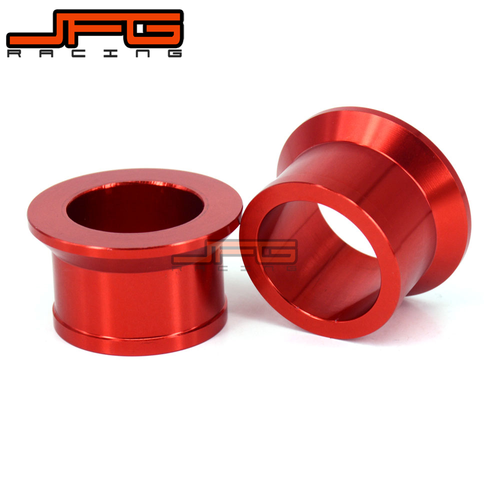 Billet Rear Wheel Hub Spacer CR CRF 125R 250R CR125 CR125R CR250R CRF250R CRF250X CRF450R CRF450X Motocross Dirt Motorcycle