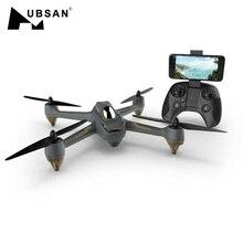 Hubsan H501M X4 Waypoint бесщеточный двигатель gps WiFi FPV W/720 P HD камера удержание высоты Безголовый режим приложение RC Дрон Квадрокоптер RTF