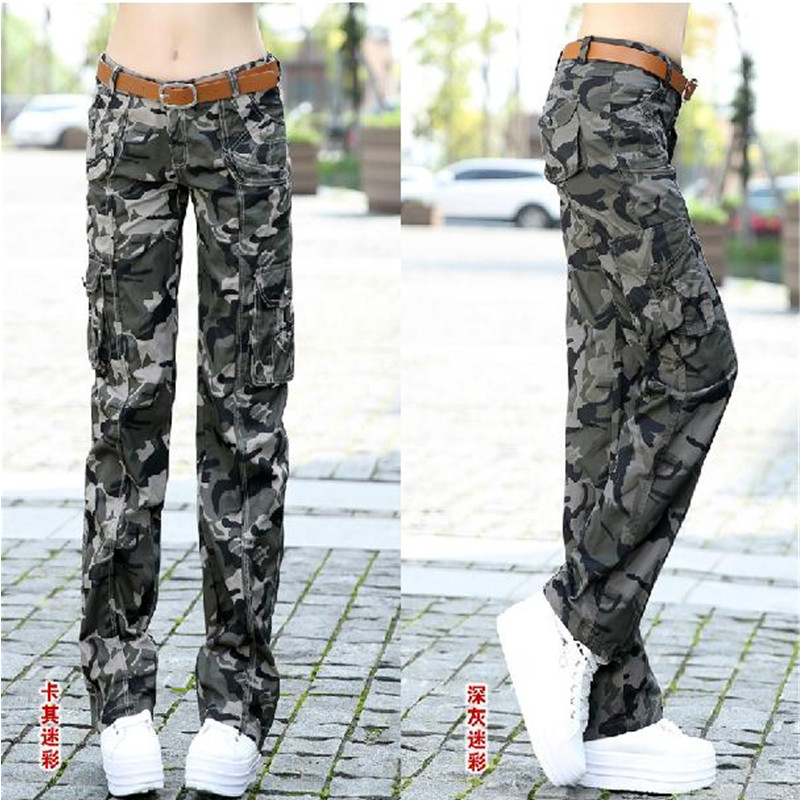 Online Get Cheap Female Cargo Pants -Aliexpress.com | Alibaba Group