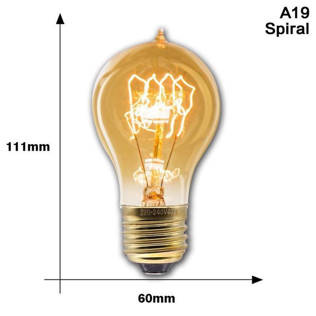 A19 Spiral