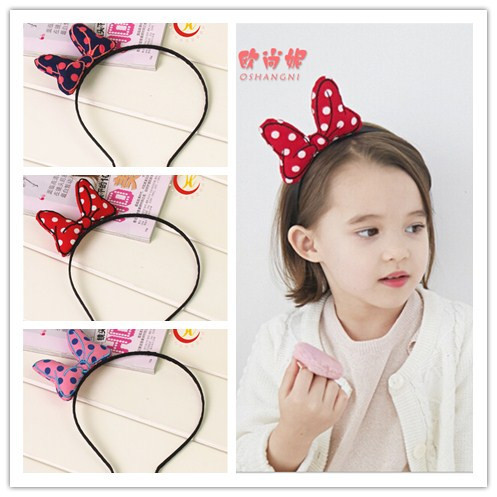 boutique cute scrunchy minnie baby girls children head range of bows hoop for hair band hairbands accessories hairbows headbands 10pcs sweet diy boutique bow headbands elastic head band children girl hair accessories headwear wholesale