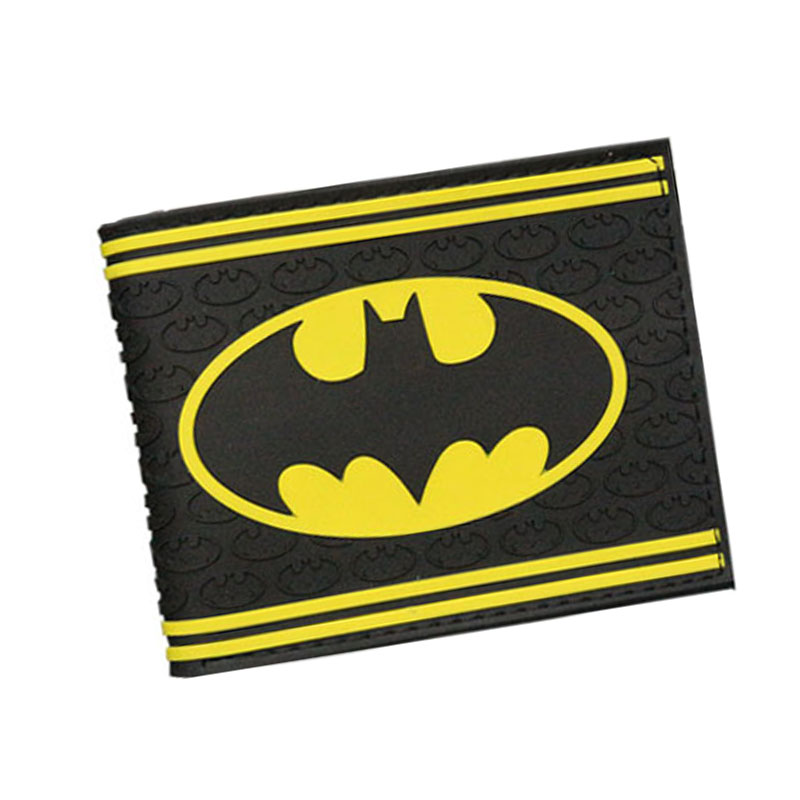 DC Movie Hero Bat Man Anime Men Wallets Dollar Price Short Feminino Coin Purse Money Photo Balsos Card Holder For Boy Girl Gift new hot dc comics the flash wallets short leather bifold dollar price for young men and women