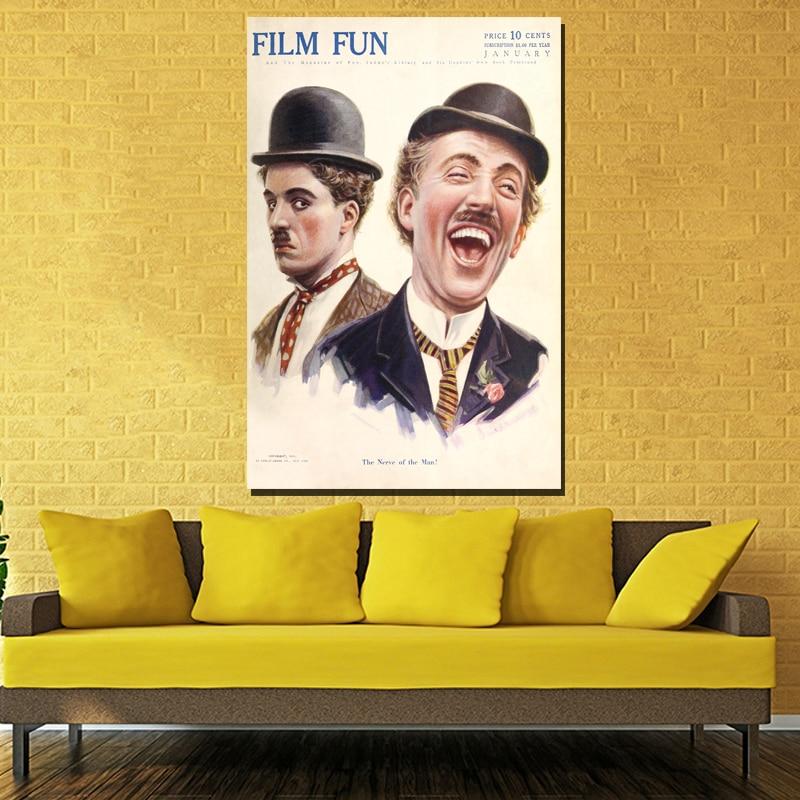 Fantastic Film Wall Art Gift - Wall Art Design - leftofcentrist.com