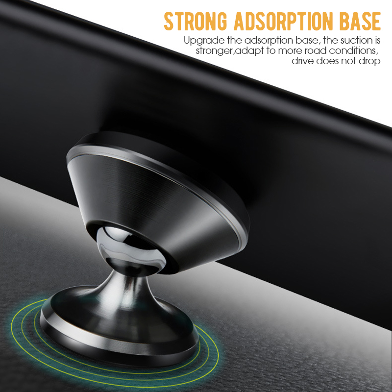 Magnetic Car Phone Holder for iPhone 360 Air Mount Magnet Holder for Sa