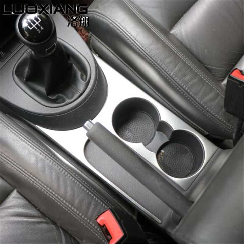 For Touran 05-15 New Touran Dedicated Retrofit Interior Patch Water Cup Decorative Stickers