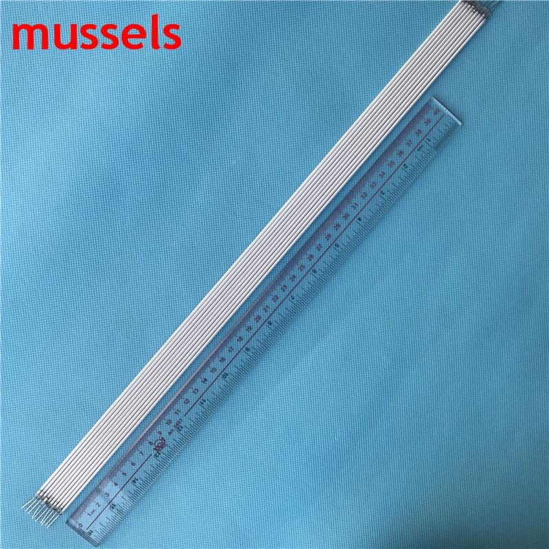 "led רצועת רצועת תאורה אחורית CCFL LED עבור 15.1"" פאנל מסך צג LCD אינץ גבוהה אור 313mm-315mm ניו CCFL תאורה אחורית מנורות 10 חתיכות / הרבה (5)"