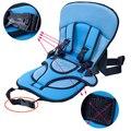 Portátil assentos de carro do bebê almofada cadeira de segurança para crianças assento de carro infantil proteger capa para crianças Auto Harness transportadora cor aleatória