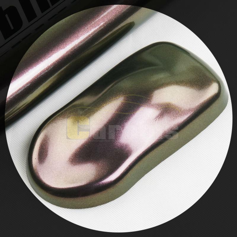 Бронзу к золоту Хамелеон жемчужный металлик пленка для авто детализация, высочайшее качество автомобиля винила обертывания