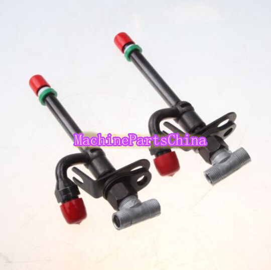 2 PCS Fuel Injectors For John Deere 250 For SKID STEER With 3029T ENG 290D EXCAVATOR2 PCS Fuel Injectors For John Deere 250 For SKID STEER With 3029T ENG 290D EXCAVATOR