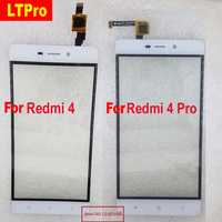 Black White Gold 5 0 NEW Top Quality Touch Screen Panel Digitizer For Xiaomi Redmi 4