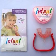 Миофункциональный детский ортодонтический тренажер для зубов для детей