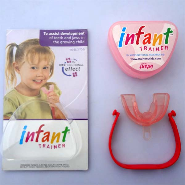 Myofunctional Infant Orthodontic Teeth Trainer For Kids