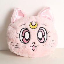 Аниме Сейлор Мун Luna Артемида плюшевые Лолита сумка Косплэй сумочка мини Подушки модель игрушка Коллекция 7021401
