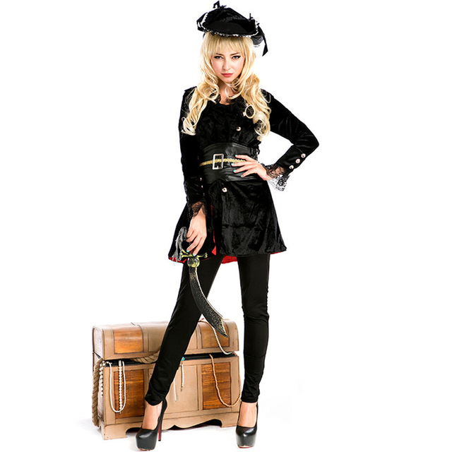 Halloween Costumes For Women Plus Size Sexy Pirate Adult Girl Female