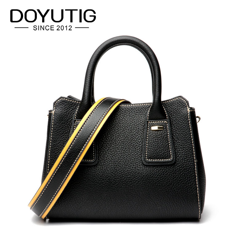DOYUTIG European Brand Design Women Genuine Leather Little Square Flap Luxury Lady Mini Crossbody Bags New Casual Handbags F628 DOYUTIG European Brand Design Women Genuine Leather Little Square Flap Luxury Lady Mini Crossbody Bags New Casual Handbags F628
