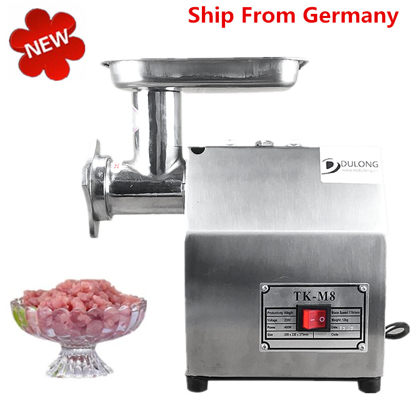 Meat Grinder household commercial Multi-function high-power electric automatic meat grinder sausage slicer meat vegetable meat slicer electric meat grinder stainless steel desktop type meat cutter and grinder function lxjq 4001 with 3 5mm blade size