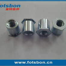 TSO4-6256-312  Threaded standoffs for sheets thin as 0.25/ 0.63mm,PEM standard,stainless steel 416,