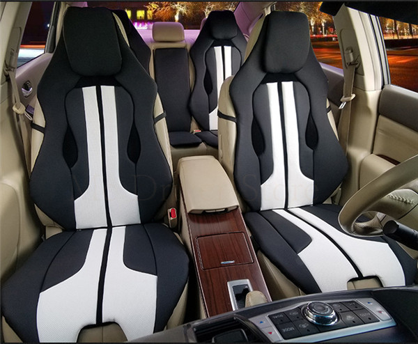 Car Seat Cover Soft Front Cushion For