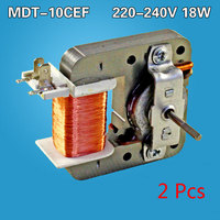 2Pcs Lot Microwave Oven Parts Microwave Oven Fan Cooling Fan MDT 10CEF 220V 18W Motor