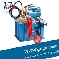 60KG/6.0Mpa Hydrostatic Pressure Universal Twin Electric Test Pump Machine