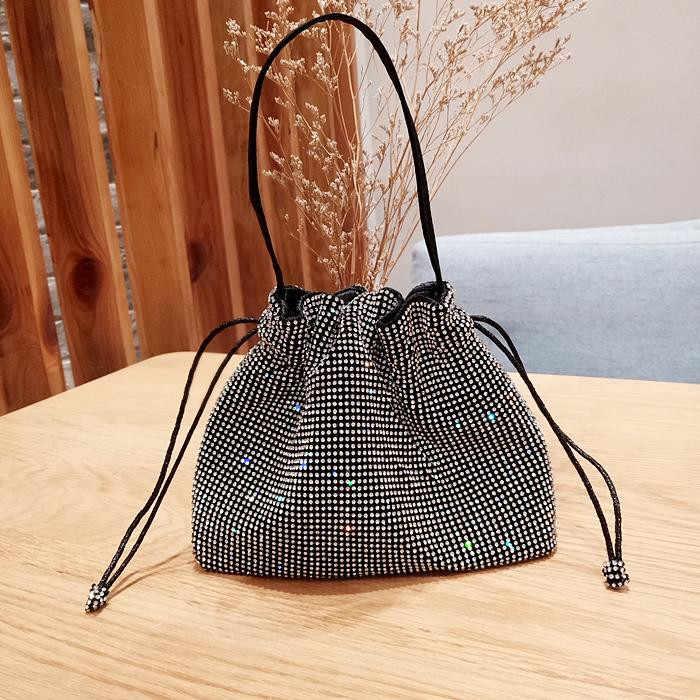 2019 nova bolsa de diamante do sexo feminino design de cristal do vintage saco de noite festa de casamento bolsa de embreagem noiva strass sacos de ombro