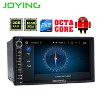 7 JOYING PX5 Octa Core 2GB 16GB Android Universal Car Radio Audio Stereo GPS Navigation 2