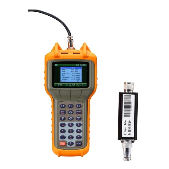 2G Absorb Portable RF Power Meter RF-2000 ( 2~2000 MHz) Digital-communication Test Equipment