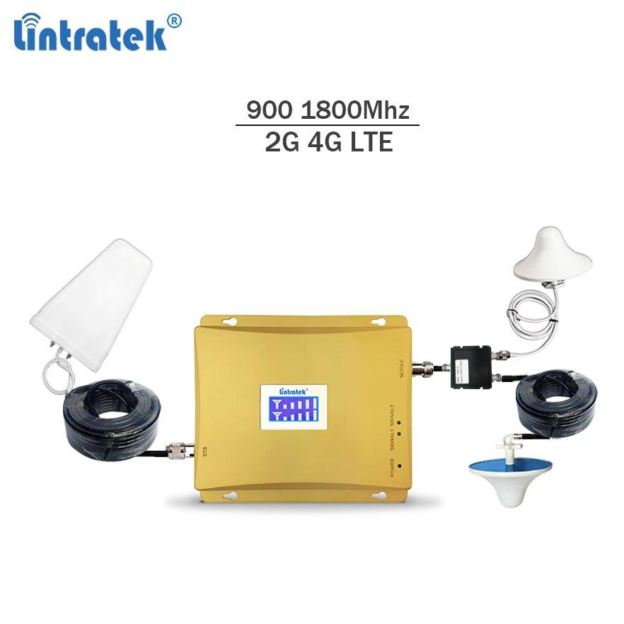 Ripetitore del segnale 2G 4G LTE Ripetitore GSM 900 Mhz 4G 1800 Mhz Amplificatore di Segnale 900 1800 Banda 3 Del Telefono Mobile Del Ripetitore 65dB Pieno Kit #6.5Ripetitore del segnale 2G 4G LTE Ripetitore GSM 900 Mhz 4G 1800 Mhz Amplificatore di Segnale 900 1800 Banda 3 Del Telefono Mobile Del Ripetitore 65dB Pieno Kit #6.5