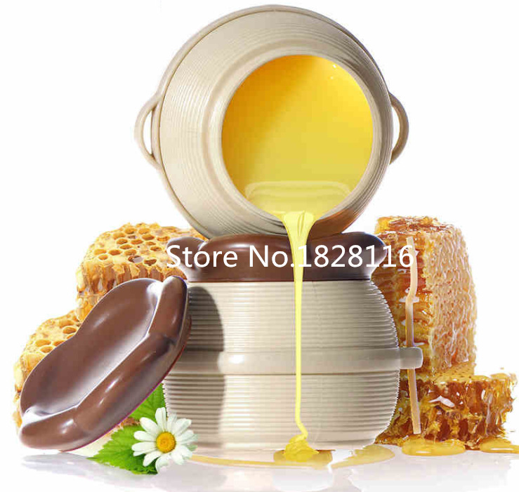 Milk Honey Wax Hand Membrane Whitening Hydrating Exfoliating FREE SHIPPING ! bioaqua honey quintessence foot membrane 10pcs