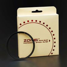 Zomei 49/52/55/58/62/67/72/77/82mm Ultra Slim MCUV Multi-Coated MC UV Filter for Canon Nikon Sony OLYMPUS Pentax Lumix Hoya Lens