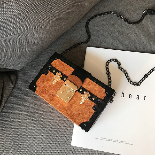 Women Box Bag