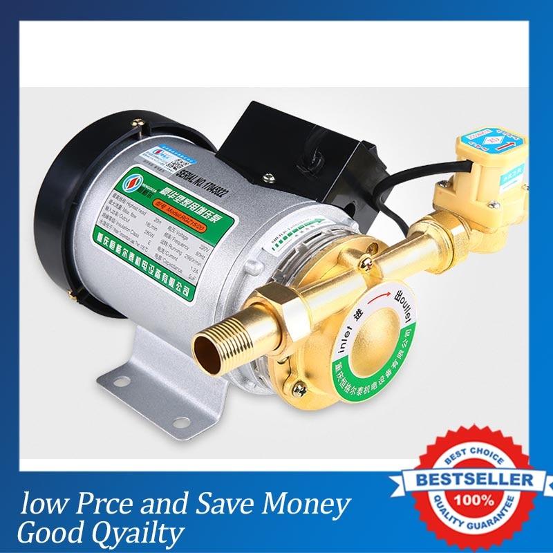 100W mini household booster water pump water pressure ...