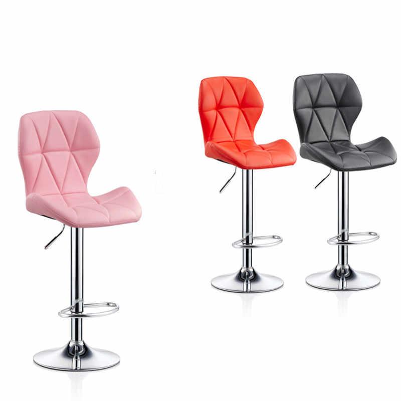 Terrific Modern Breakfast Chair Adjustable Bar Stool Swivel Chair Bar Chair Commercial Furniture Bar Tool Free Shipping In Russia Frankydiablos Diy Chair Ideas Frankydiabloscom