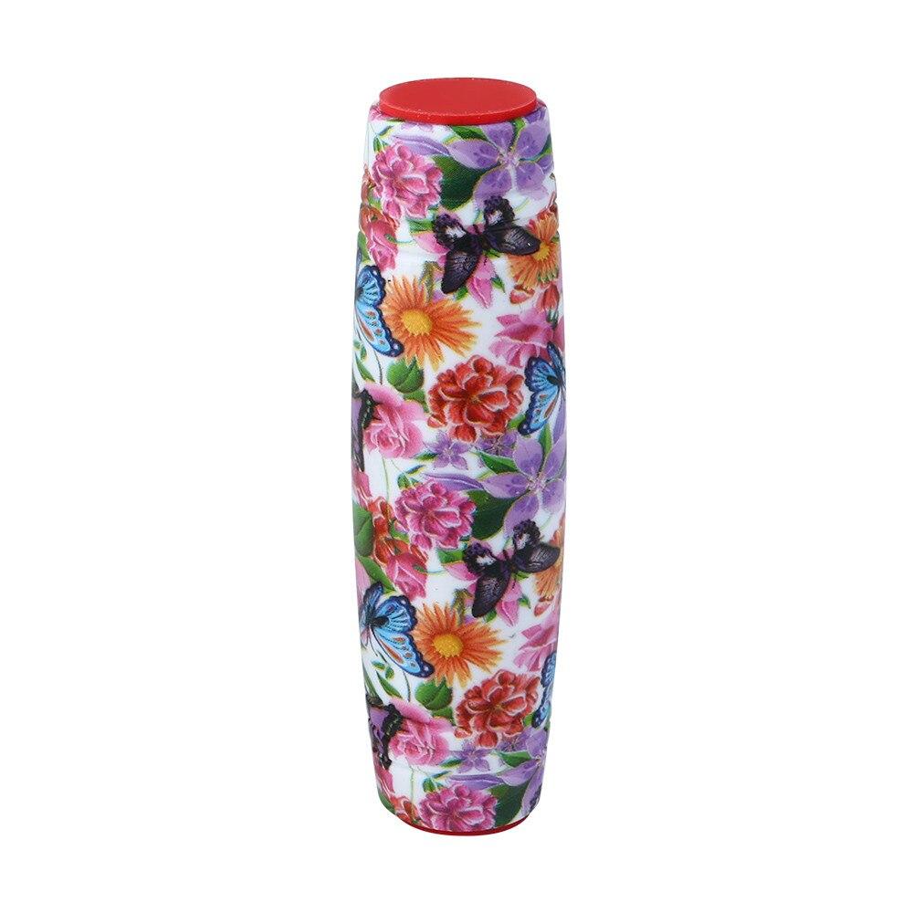 Tri-SpinnerHand Spinner 2017 Hot sales Gift Rollver Desktop Flip Toy Fidget Stick Relieve Stress Improve Focus Cool Toy D50