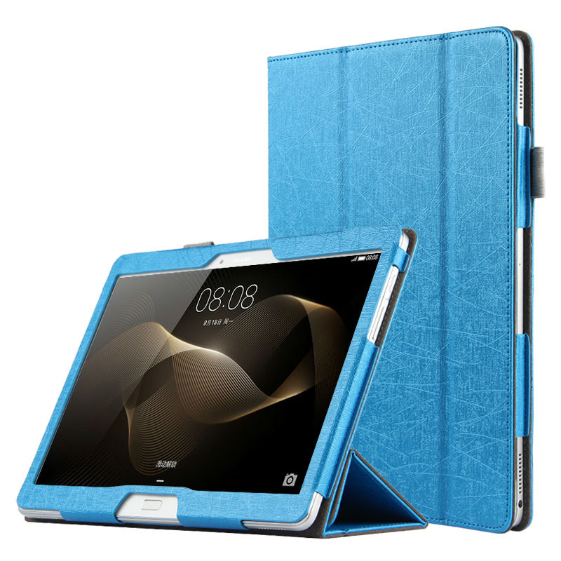 Case For Huawei Mediapad T3 10 , Flp Folding Folio Case Smart Stand Case For AGS-L09 AGS-L03 9.6 Inch Tablet Funda Case