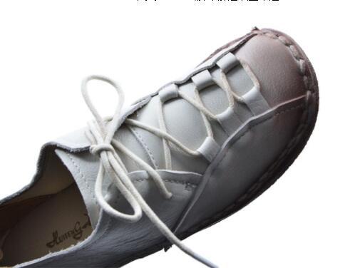 Basse À black Chaussures Fond Femelle Huifengazurrcs printemps De Artistique Respirant Simples En Plat Loisirs Et Cuir Aide brown Femmes Beige p0qBzCwqx