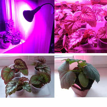 5pcs Plant Grow 290 Led Lamp Full Spectrum Flower Growth Light UV IR Bulbs Hydroponic Seeds Vegetable Tent Greenhouse Lighting