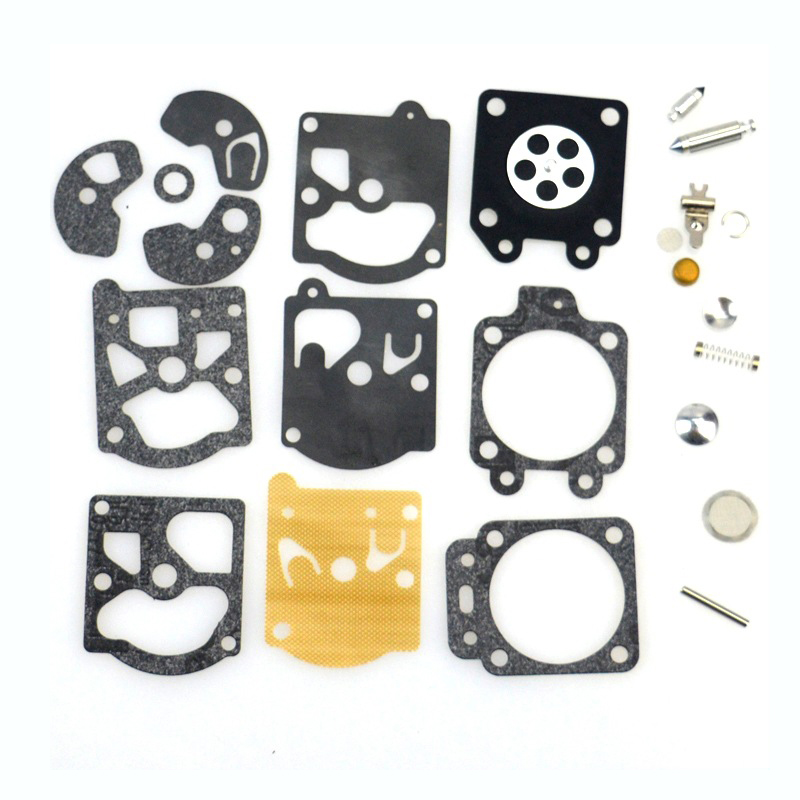 Carb Repair Kit Gasket Diaphragm for Walbro K10-WAT WA WT Carburetor Stihl 028AV 031AV 032 032AV Chainsaw dreld carburetor repair kit carb rebuild tool gasket set for walbro k20 wat wa wt stihl hs72 hs74 hs76 hs75 hs80 chainsaw parts