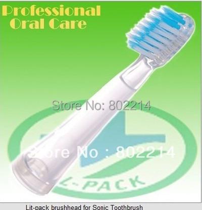 Сменные Зубная щетка Главы для Lit-обновления звуковая Зубная Щетка Сменные Насадок