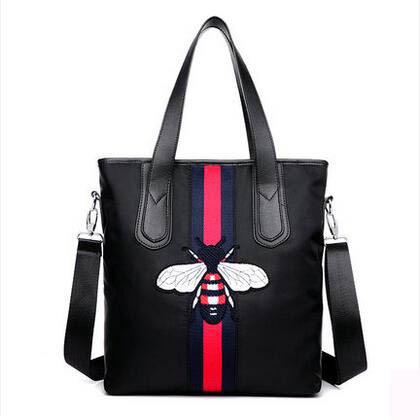 Novo design simples oxford mulheres mensageiro saco da forma saco bolsa meninas bolsa de ombro portáteis cross-corpo saco