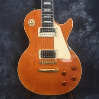 Custom Shop 1959 R9 Les Tiger Flame Paul Electric Guitar Standard LP 59 Electric Guitar Free