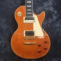 Custom Shop 1959 R9 Les Tiger Flame Paul Electric Guitar Standard LP 59 Electric Guitar Free