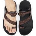 Korean summer wear non-slip tide male beach slippers Rome SUB962