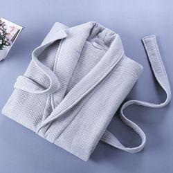 Хлопковый мужской халат, толстый теплый зимний мужской халат, ночной халат, чистый белый, Ropa Hombre, банный халат, комфортный домашний халат, ки...