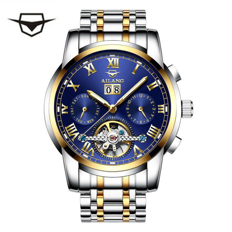 AILANG top brand Swiss watch, Swiss gear S3 military sport watch, diver watch, popular fashion leisure brand men's wrist watch цены