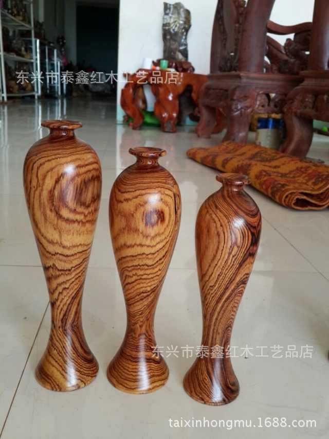 Оптовая продажа с фабрики Вьетнама белая деревянная ваза стиль полные спецификации и разнообразные покупки, пожалуйста, свяжитесь с - 3