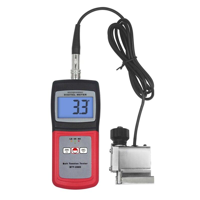 BTT-2880 ceinture Tension testeur automobile ceinture instrument de mesure tension jauge testeur tension outils livraison gratuite