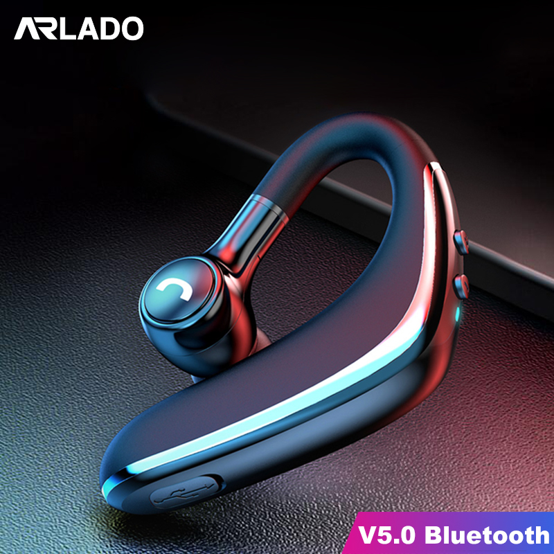 Arlado YL-6S Wireless Bluetooth Earphone Sealed In-ear Earbuds 180° Freely Rotating Earpiece Quick Charge Headset for Smartphone